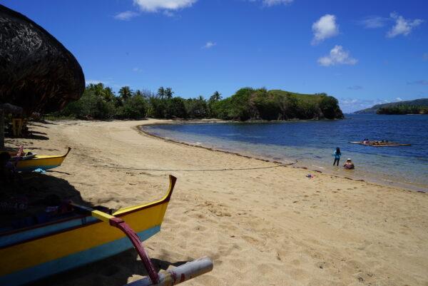 Carangyan Beach Resort in Pandan Catanduanes