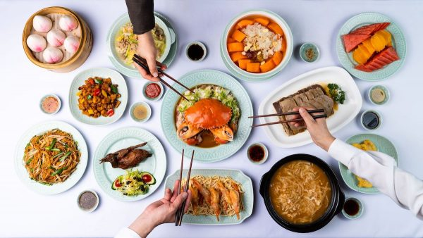 Buick Management's chic, contemporary Chiu Chow restaurant Chateh is celebrating Father's Day with family-sized banquet and dim sum menus at Mira Place One in Tsim Sha Tsui from 8-9 and 15-16 June 2019. A choice of two 12-course dinner feasts are priced HK$4,280 for 12 and HK$2,180 for 6, or HK$5,680 for 12 and HK$2,880 for 6