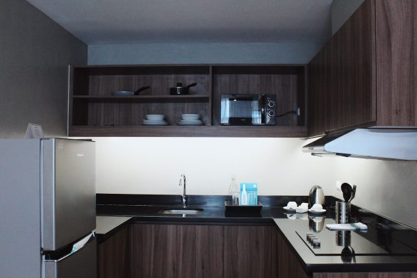 Kitchen at The Sphere