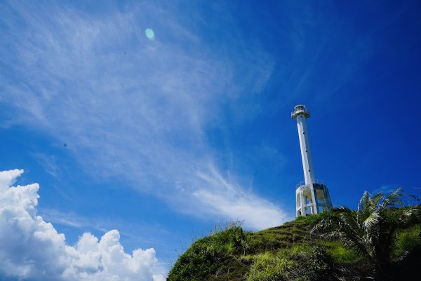 Lolong Point Lighthouse in Catanduanes
