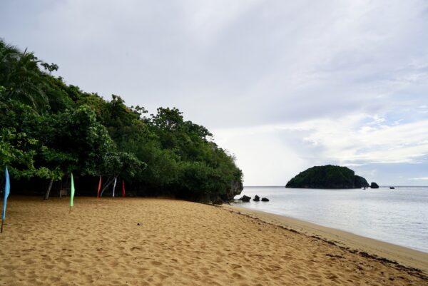 Sakahon Beach in Bato Catanduanes