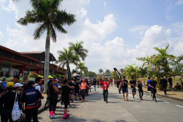 Spartan Race Philippines Participants