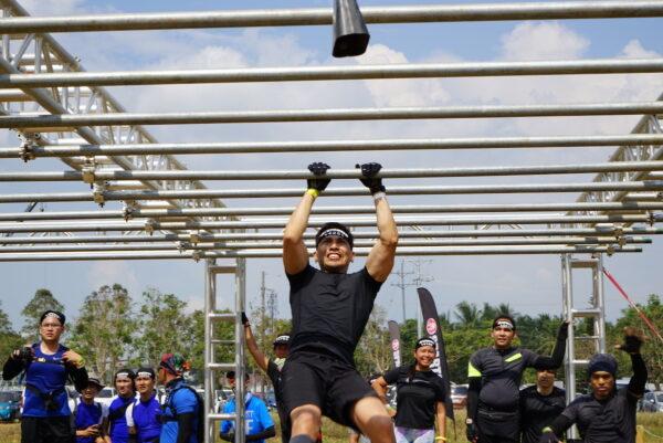 Spartan Race in Lima Park Batangas