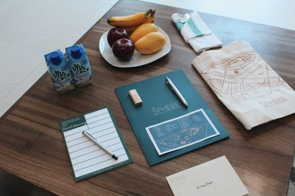 Staycation at the Sphere Serviced Residences