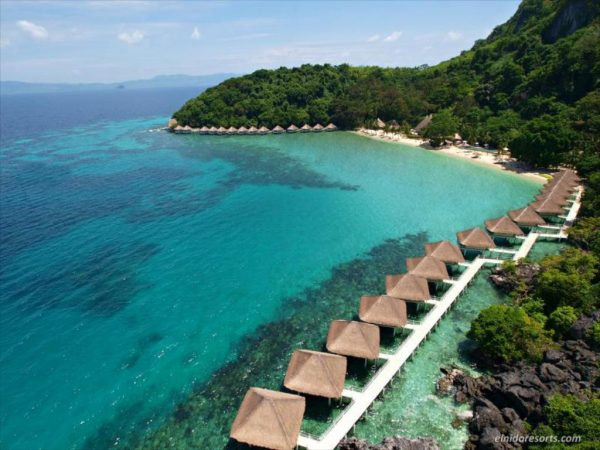 Apulit Island - Resorts and Beaches in Taytay