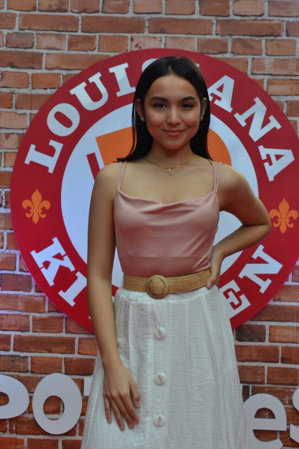 Filipino Celebrities at the opening of Popeyes Alabang Town Center