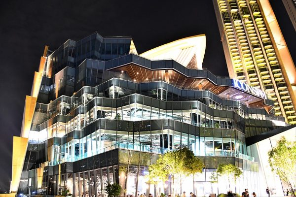 Grand Opening of ICONSIAM Bangkok photo by Tris T7 via Wikipedia CC
