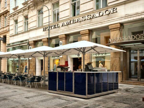 Hotel Ambassador in Vienna