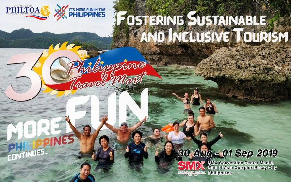 More Beaches More Fun at 2019 Philippine Travel Mart