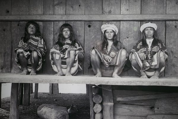 Old Photos of Bontoc Tribe