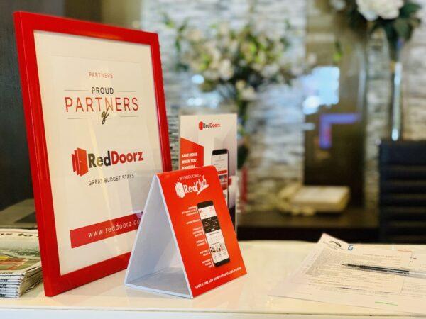 RedDoorz Premium at West Avenue Quezon City