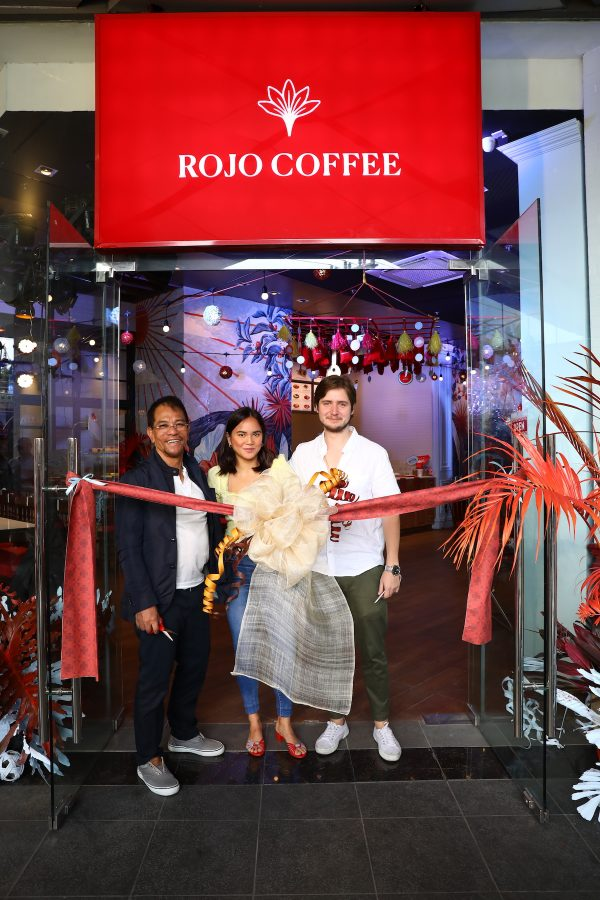 Rojo Coffee Grand Opening