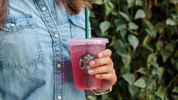 Starbucks PH Colored Reusable Cup Pink