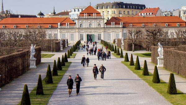 Vienna Downtown Castle