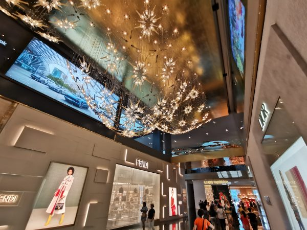 World Class Shopping Mall in Bangkok