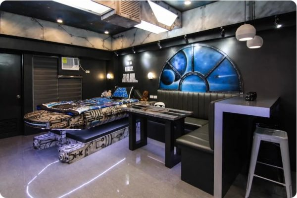 The sirst Star Wars-inspired suite in Tagaytay