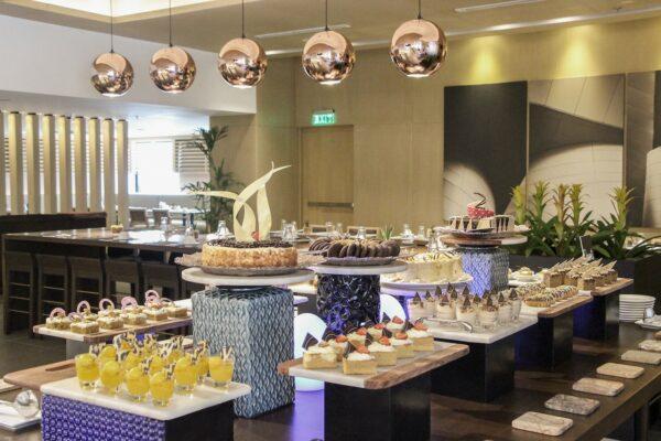 Dessert Table at Misto, Seda BGC
