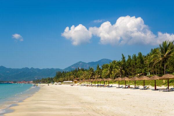 Doc Let Beach Vietnam