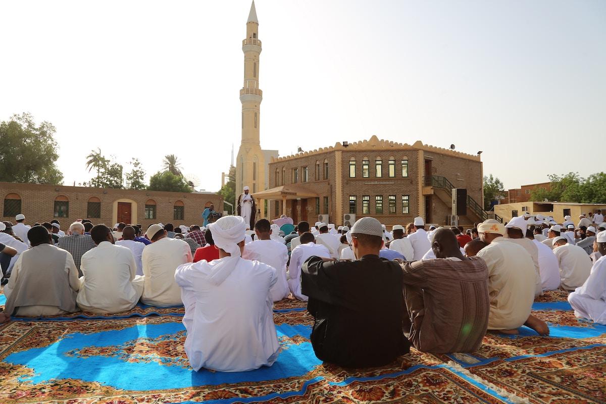 Eid al-Adha 2019 photo by Ibrahim Abdullah via Unsplash