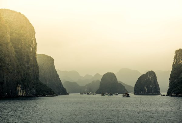 Ha Long Bay by Warren Wong via Unsplash