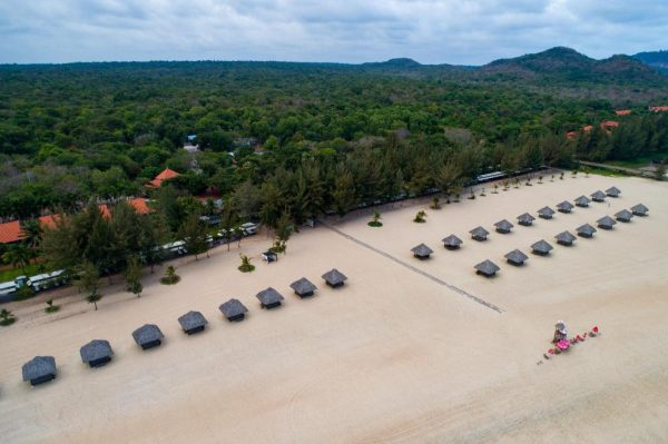 Ho Coc Beach Resort in Vung Tau