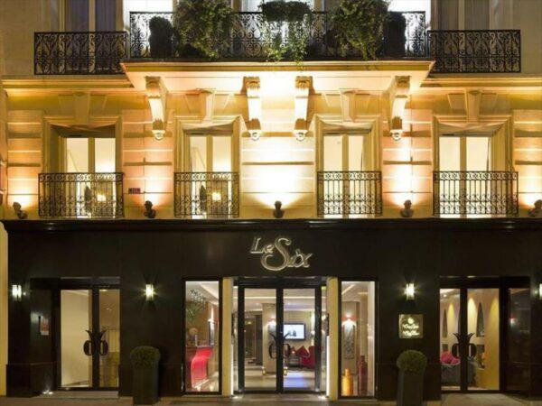 Hotel Le Six Paris