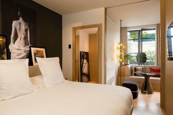 Le Cinq Codet - Best Boutique Hotels in Paris