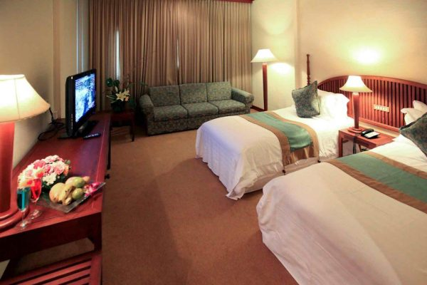 Mercure Vientiane Hotel Superior Room with 2 Single Beds