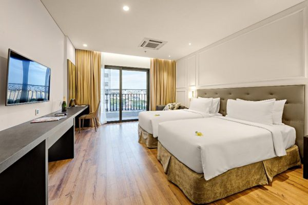 Suite Room at Danang Golden Bay