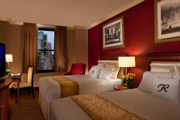 The Roosevelt Hotel in New York