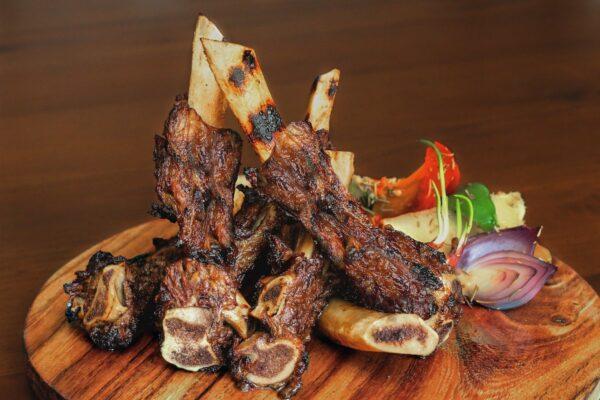 U.S. Beef Ribs in Misto at Seda BGC