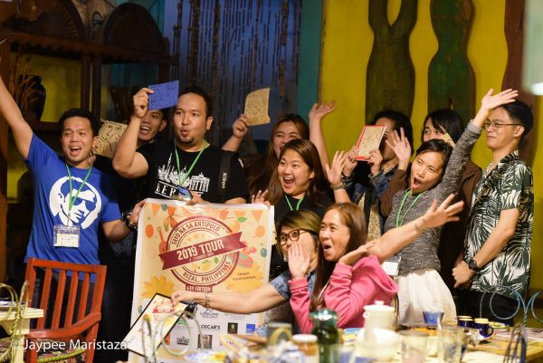 Of course, our favorite part! Picture picture! Don't we all look satisfied here? :) © Jaypee Maristaza