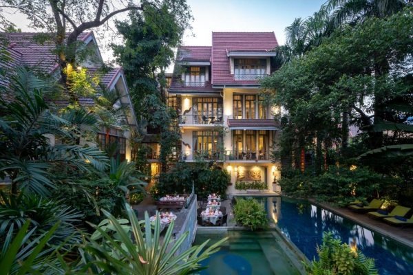 Ariyasomvilla Hotel in Bangkok