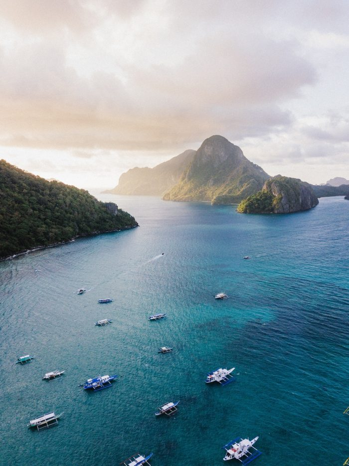 El Nido Philippines by @justinkauffman via Unsplash