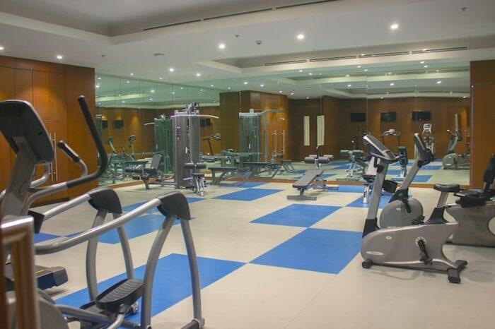 Fitness Center at Lucky Chinatown Hotel Binondo