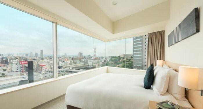 Fraser Residence Nankai Osaka photo via Agoda