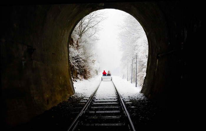 Gangchon Rail Park photo via VisitKorea