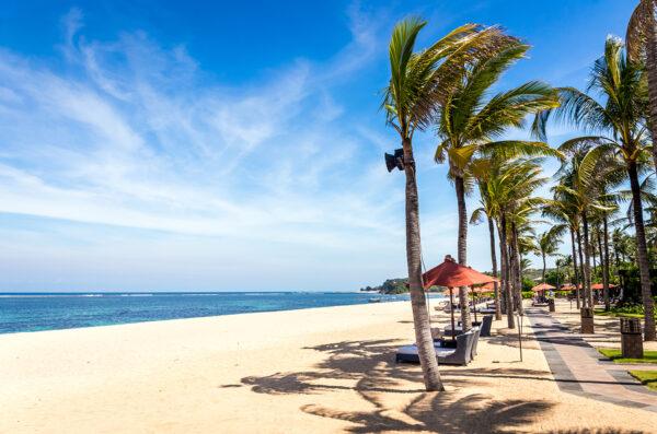Geger Beach Bali Indonesia