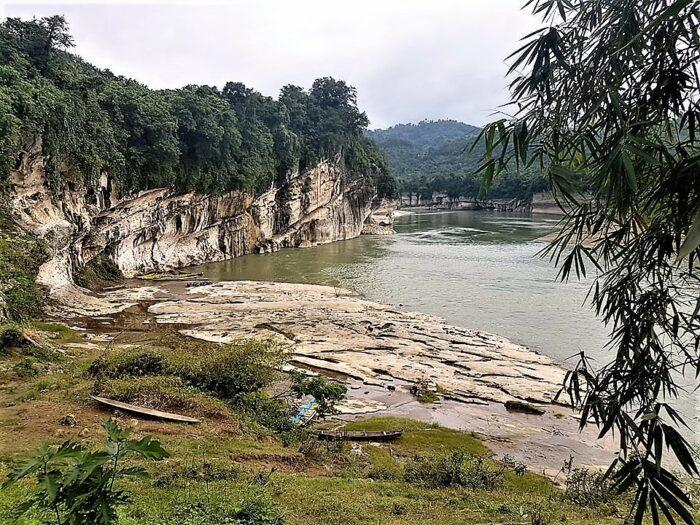 Governor's Rapids in Maddela
