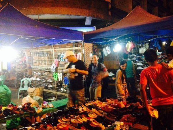 Iligan Weekend Night Market photo via FB Page