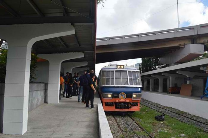 Inspection Trip Manila to Calamba photo via PNR