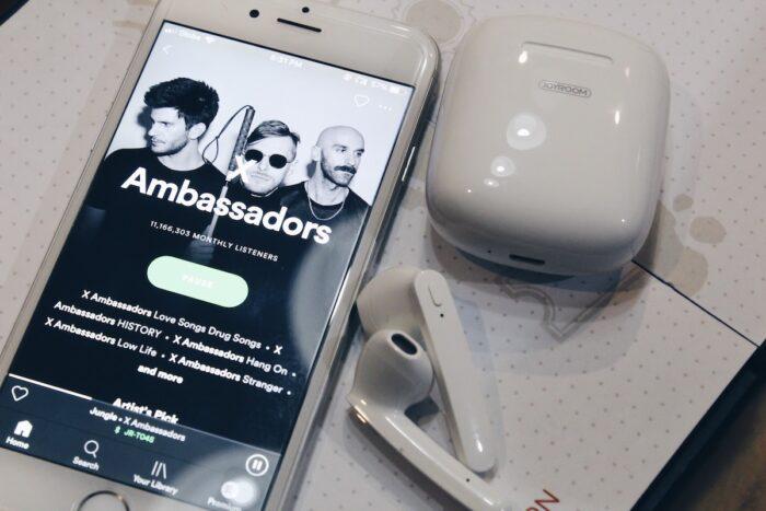 JOYROOM TWS Bluetooth Budget Earbuds