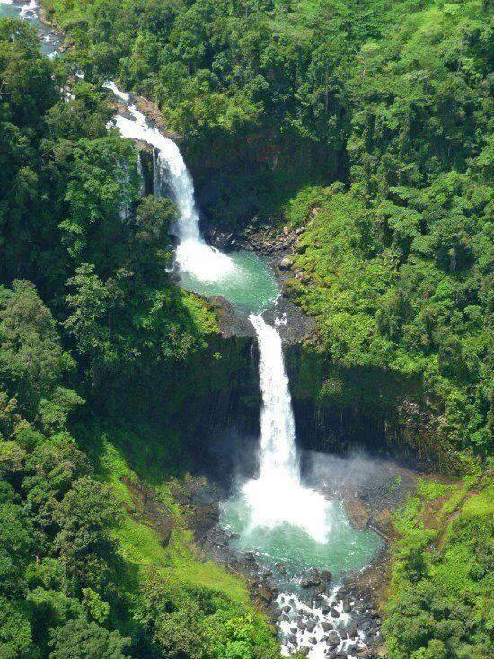 Limunsudan Falls photo via Sa Kabukiran FB Page
