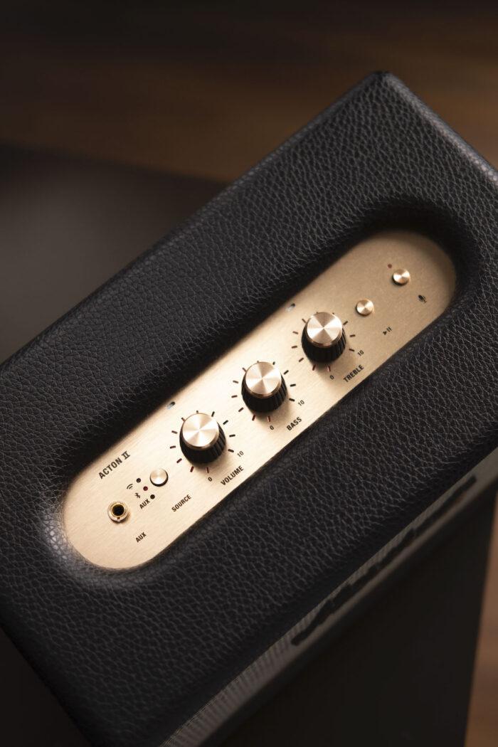 Marshall Acton II Voice - Alexa voice controlled speaker