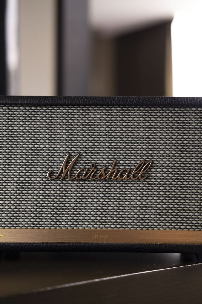 Marshall Acton II Voice Bluetooth Speaker