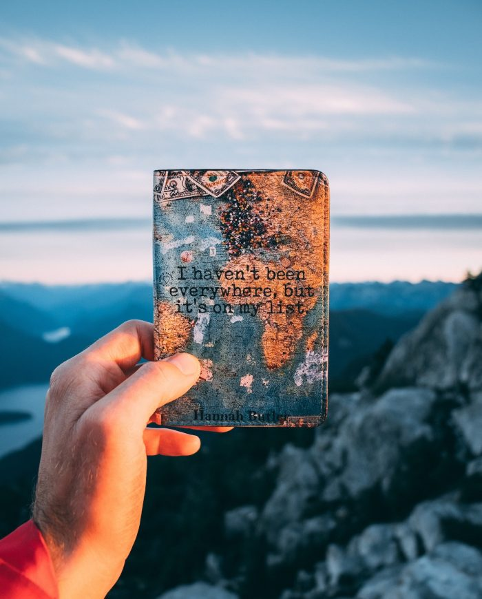Passport to an Ultimate Adventure@wanderlabs via unsplash