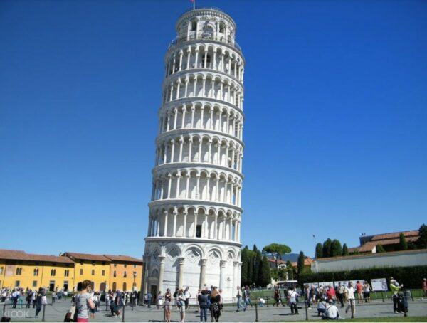 Pisa Travel Packages photo via KLOOK