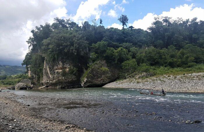 Siitan River Cruise in Nagtipunan