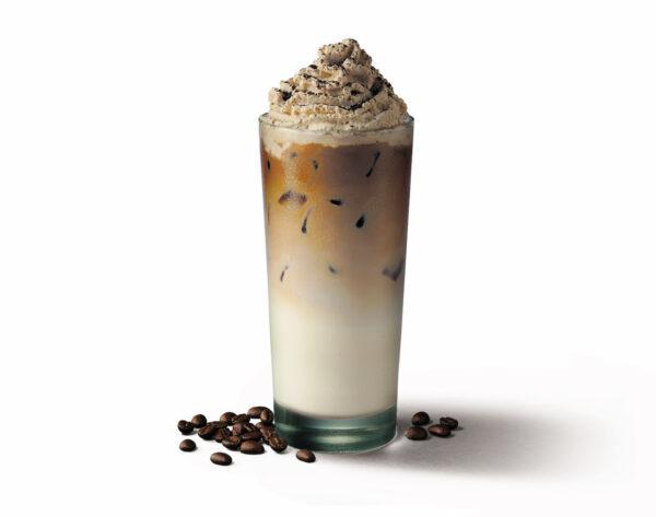 Starbucks Iced Asian Dolce Latte