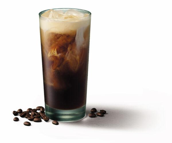 Starbucks Irish Cream Cold Brew